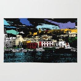 Ibiza Town Rug