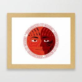 Segregated By Choice Framed Art Print