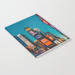 City Lights NYC (Color) Notebook