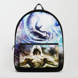 I am a Son of Earth and Starry Heaven Backpack