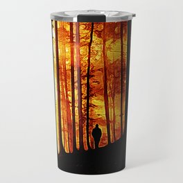 Conversing with Ancients  Travel Mug