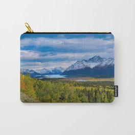 Matanuska Glacier, Alaska - Autumn Carry-All Pouch