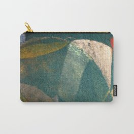 The Monk and the Bicycle Carry-All Pouch