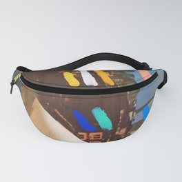 Composition 767 Fanny Pack