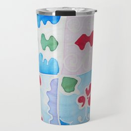 Gardens of my mind Travel Mug