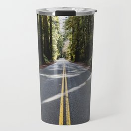 Redwoods Road Trip - Nature Photography Travel Mug