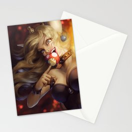 Bowsette Stationery Cards