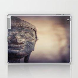 Buddha in Haw Phra Kaew, Laos Laptop & iPad Skin