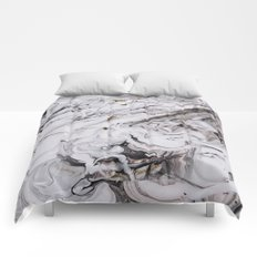 Chic Marble Comforters