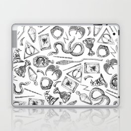 Harry Potter Horcruxes and Items Laptop & iPad Skin