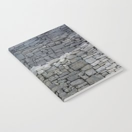 Dry stone wall Notebook