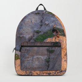 Wild Turkey in the Badlands Backpack