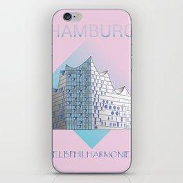 Elphi Hamburg iPhone Skin