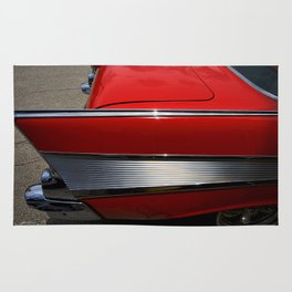 Tail Fin Rug