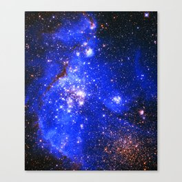 Magellanic Cloud Canvas Print