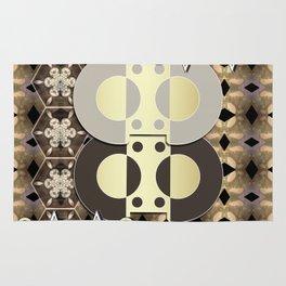 The Ornament of Art Deco Rug