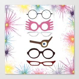 Wizarding Sight Canvas Print