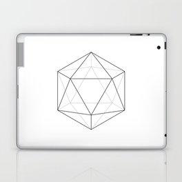 Icosahedron Laptop & iPad Skin