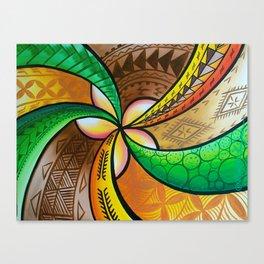 Abstract Pua Canvas Print