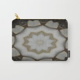 Peddle Ivory Carry-All Pouch