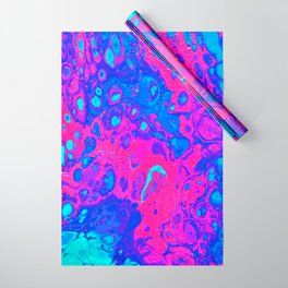 Psychodelic Dream Wrapping Paper