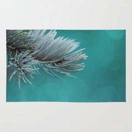 Blue spruce 3 Rug