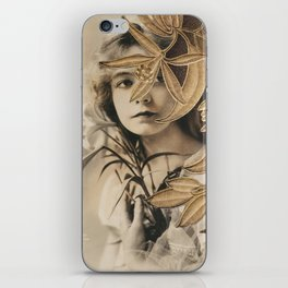 The Gilded Lillian iPhone Skin
