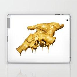 BLOODY GOLD GUN III Laptop & iPad Skin