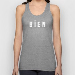 French New Wave - Bien Unisex Tank Top