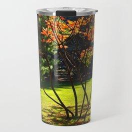 Young Japanese Rowans Travel Mug