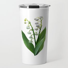 Lily of the Valley Floweret Travel Mug