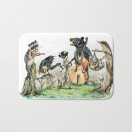 Bluegrass Gang Bath Mat
