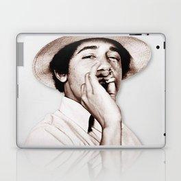 Barack Obama Smoking weed Laptop & iPad Skin