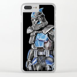 Fives Clear iPhone Case