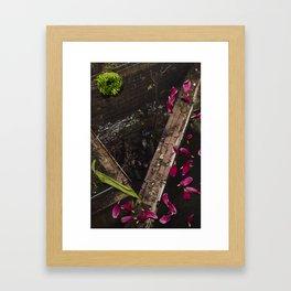 Urban Flowers 7 Framed Art Print