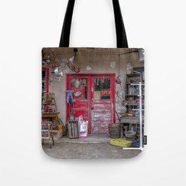 Antique Store Tote Bag