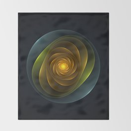 Hypnosis Throw Blanket