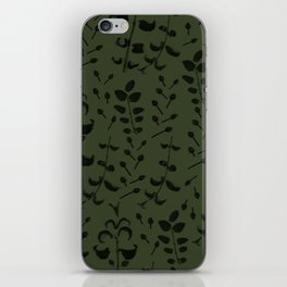Mint and Chive iPhone Skin