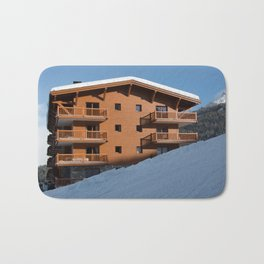 Mountain chalet, holiday home Bath Mat
