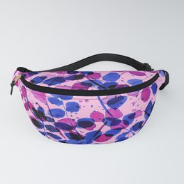 Synergy Purple Fanny Pack