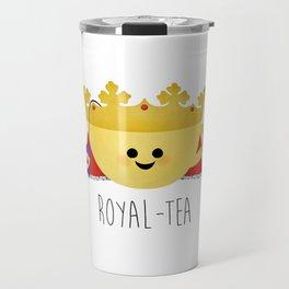 Royal-tea Travel Mug