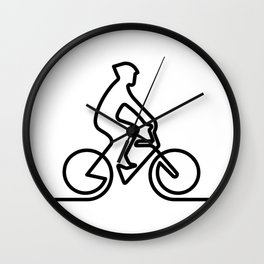 ROADBIKE Wall Clock