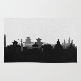 City Skylines: Kathmandu Rug