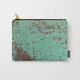 Copper Rusty Surface Carry-All Pouch