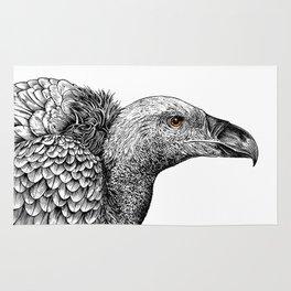 White-backed Vulture Rug