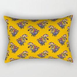 Dodo family Rectangular Pillow