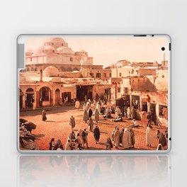Vintage Babylon photograph Laptop & iPad Skin