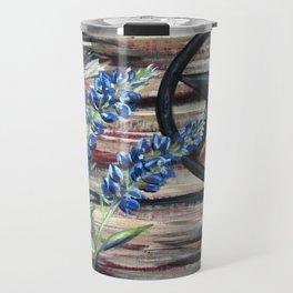 Blue Bonnets Travel Mug