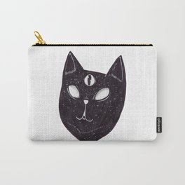 Cat Familiar Carry-All Pouch