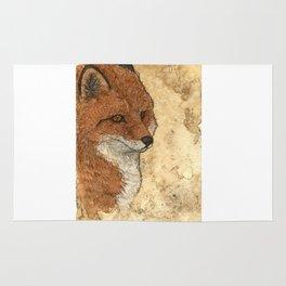 Lone Fox Rug
